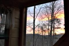 Sunrise Lazy Bear Cabin 1