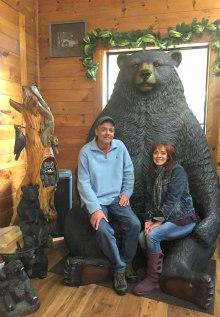 Bethany & Steve King