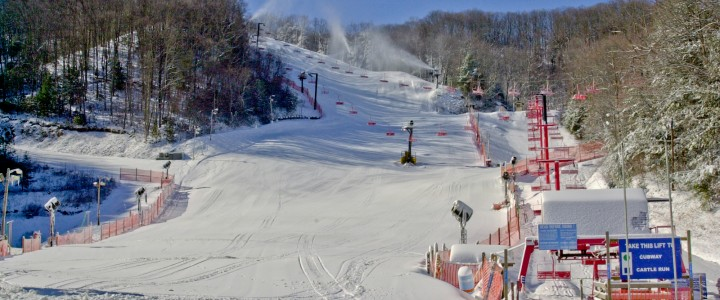 Ober Gatlinburg Skiing and Tubing Perfect in 2018!